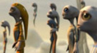 'Terra', invasión no alienígena
