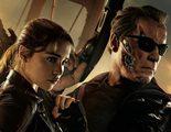 Emilia Clarke y Arnold Schwarzenegger protagonizan el nuevo póster de 'Terminator Génesis'