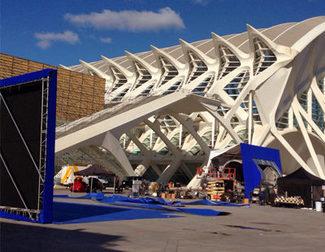 Así fue el rodaje de 'Tomorrowland' en España