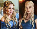 Ana Obregón se convierte en Daenerys Targaryen para el rodaje de 'Santiago Apóstol'