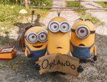 'Los Minions' van de viaje a Orlando en el nuevo clip del spin-off