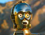 C-3PO cambia de diseño en el merchandising de 'Star Wars: El despertar de la Fuerza'