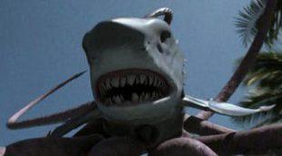 Primer teaser tráiler de 'Sharktopus vs. Whalewolf'