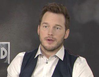 """Chris Pratt: """"Era fan de Steven Spielberg después de haber visto 'E.T.' y 'Los Goonies' """""""