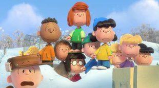 Nuevo tráiler de 'Carlitos y Snoopy: La película de Peanuts' con Carlitos y la panda