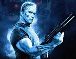Arnold Schwarzenegger sale a la calle como Terminator para asustar a sus fans