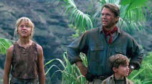 'Jurassic Park', número uno también en las listas de música