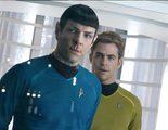 'Star Trek 4' contará con Chris Pine y Zachary Quinto