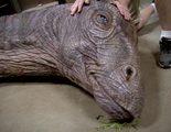 Así dio vida al Apatosaurus el equipo de 'Jurassic World'