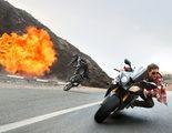 El nuevo clip de 'Misión Imposible: Nación secreta' nos enseña a Tom Cruise en una persecución en moto
