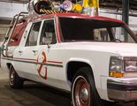 Así es el nuevo Ecto-1, el coche de las 'Cazafantasmas'