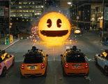 Pac-Man arrasa la ciudad en el póster final de 'Pixels'