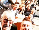 La Comic-Con 2015 presenta el selfie de superhéroes más concurrido junto a Stan Lee