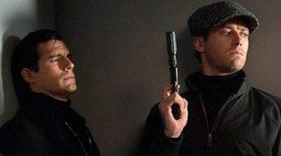 'Operación U.N.C.L.E.' estrena trailer extendido en la Comic-Con