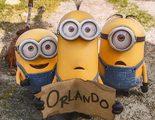 'Los Minions' lideran en la taquilla estadounidense con el segundo mejor estreno de una película animada