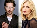 Charlize Theron y Henry Cavill podrían aparecer en 'Cincuenta sombras más oscuras'