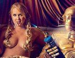 Disney desaprueba la sesión de fotos de Amy Schumer junto a R2-D2 y C-3PO