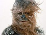 Nuevo banner de 'Star Wars: El despertar de la Fuerza' con John Boyega, Daisy Ridley y Chewbacca