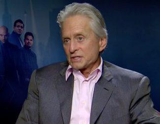 """Michael Douglas: """"Cuando recibes el guión tienes que ceder tu vida por contrato"""""""