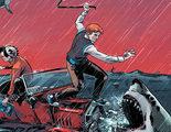 Archie se enfrenta a los tiburones de 'Sharknado' en su nuevo cómic