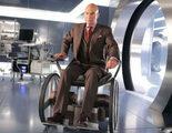 Patrick Stewart visita el set de rodaje de 'X-Men: Apocalipsis'