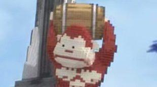 SEGA ridiculiza a 'Pixels' para promocionar un videojuego