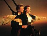 Kate Winslet recrea la famosa escena de 'Titanic' en plena montaña