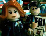 Gillian Anderson quiere tener su versión en LEGO