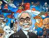 Emotivo homenaje a toda la carrera de Hayao Miyazaki