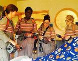 ¡Las 'Cazafantasmas' muestran su lado más solidario en un hospital infantil!