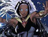 Tormenta protagoniza la nueva fotografía desde el set de rodaje de 'X-Men: Apocalipsis'