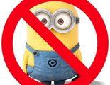 La niña-hater despotrica contra los Minions en YouTube