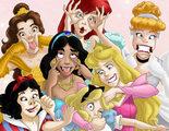 Así serían las princesas Disney entradas en años