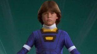 La sorprendente metamorfosis de Blake Foster, el pequeño Blue Ranger