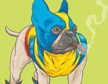 13 perros se convierten en los héroes y villanos de Marvel