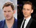 Un vídeo de Chris Pratt y Tom Hiddleston se vuelve viral en Vine