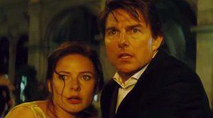 Tom Cruise rinde homenaje a Alfred Hitchcock en 'Misión Imposible: Nación secreta'