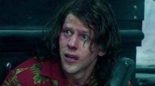 Jesse Eisenberg es un asesino implacable en el clip de 'American Ultra'
