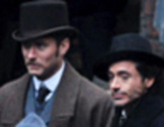 Nuevas imágenes del rodaje de \'Sherlock Holmes\'