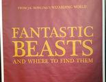 'Animales fantásticos y dónde encontrarlos' comienza oficialmente su rodaje y revela nuevo fichaje