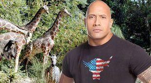 ¡The Rock y Disney nos llevan a la jungla!