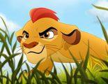 ¡Este es Kion, el segundo hijo de Simba y Nala!