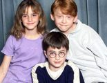 Así han cambiado los tres protagonistas de 'Harry Potter' 15 años después de ser anunciados