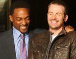 Chris Evans y Anthony Mackie explican cómo sería una buddy movie de Capitán América y Falcon