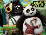 'Kung Fu Panda 3' se ríe de 'Star Wars' en su nuevo tráiler