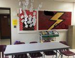Una profesora convierte su aula en un rincón mágico de Harry Potter