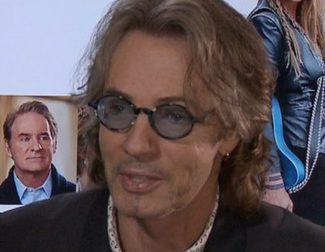 "Rick Springfield: ""Meryl Streep lo petó"""