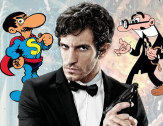 """Quim Gutiérrez: """"Me parece muy bizarro hacer 'Los Vengadores' con cómics españoles"""""""
