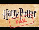 8 gazapos de 'Harry Potter' que no viste