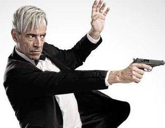 """Imanol Arias: """"Anacleto es un James Bond interpretado por Clint Eastwood"""""""
